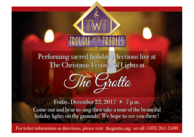 Grotto 2017 Flyer