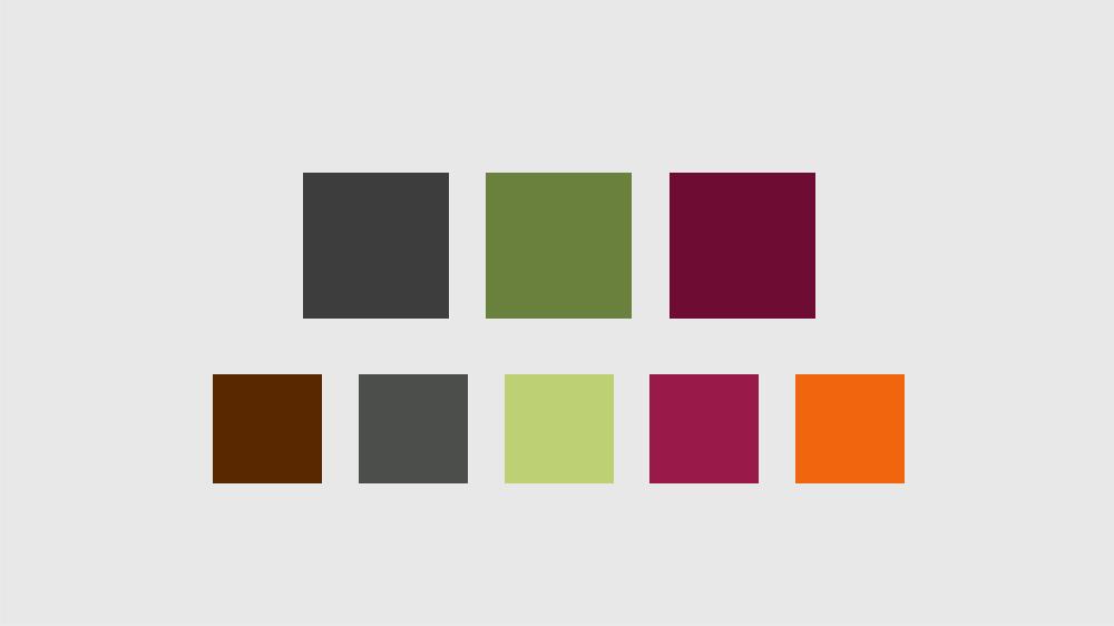 Pickled Beet Color Palette