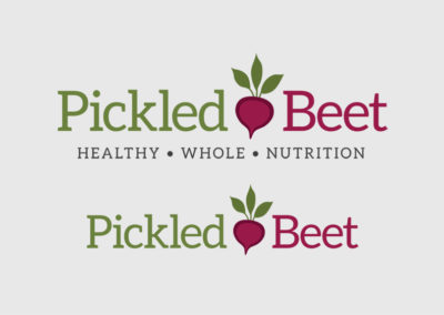 Pickled Beet Logo - Main version