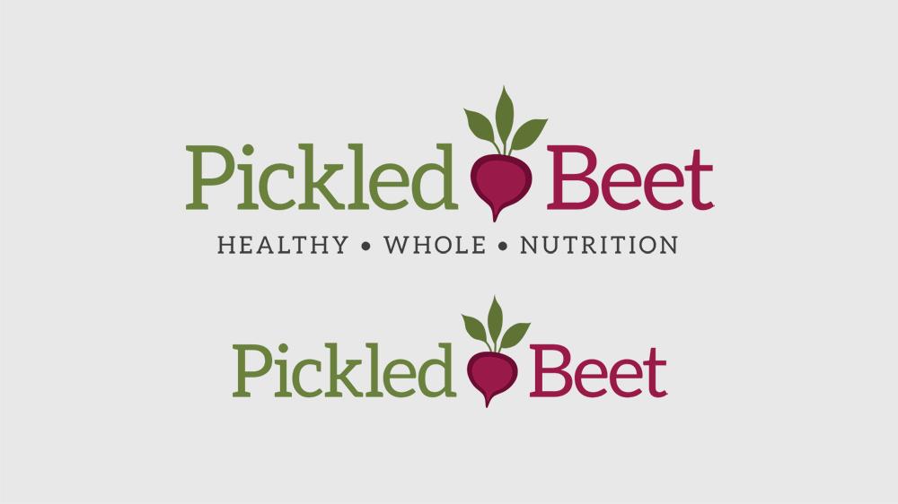 Pickled Beet Logo - Main version