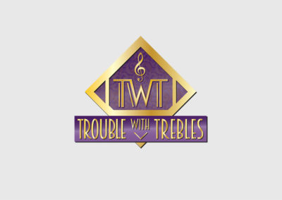 Trouble with Trebles Main Logo