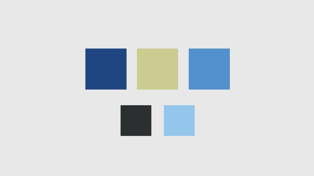 Yenlaw Color Palette
