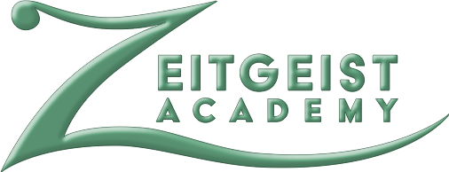 Zeigeist Academy Full logo