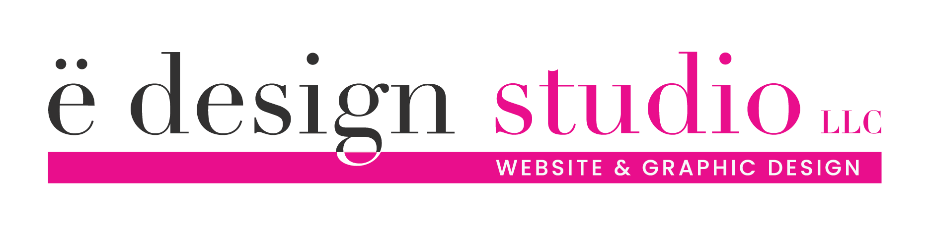 e design studio LLC logo